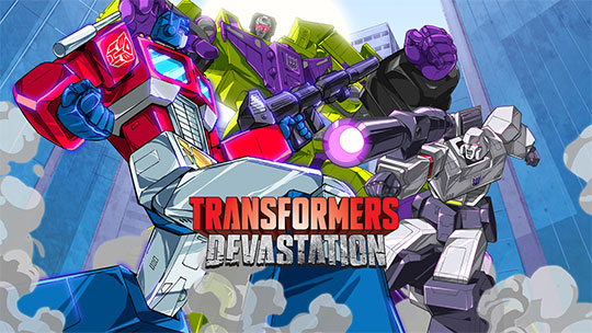 Transformers-Devastation-прохождение