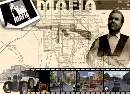Мафия-прохождение-описание